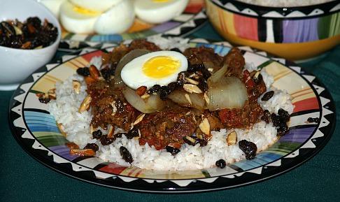 Moroccan Lamb Stew Recipe