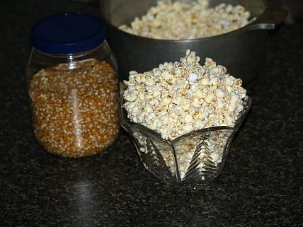 How to Pop Popcorn