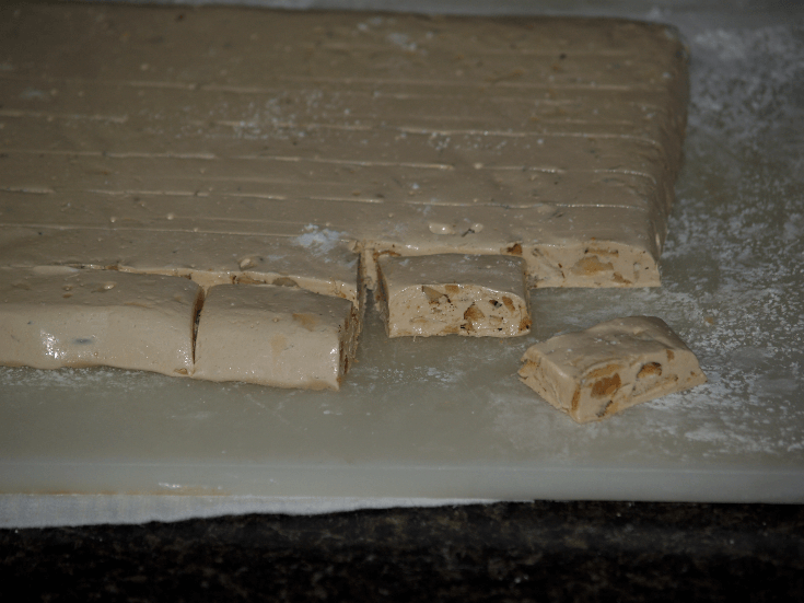 Nutty Nougat Candy Recipes
