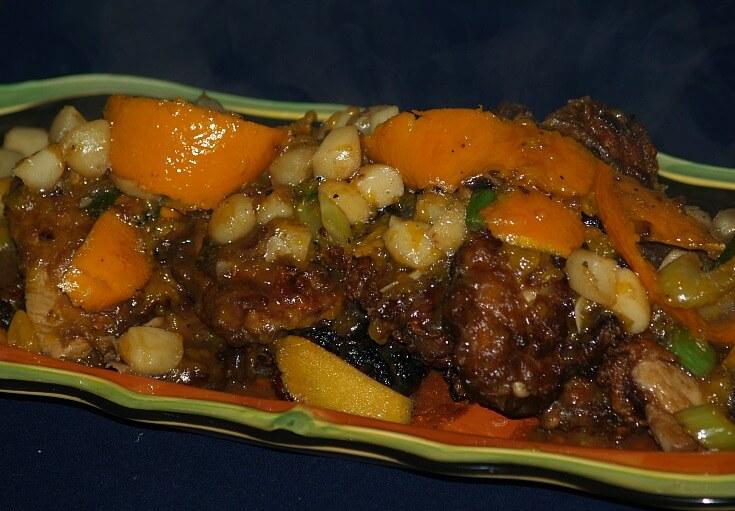 Orange Szechuan Pork Recipe
