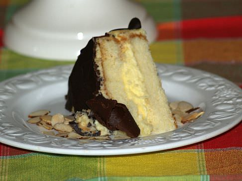 Original Boston Cream Pie Recipe