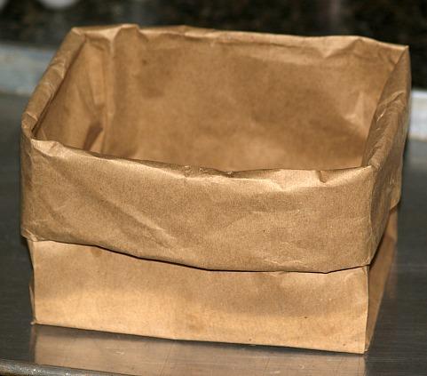 Bag Mold for Panettone