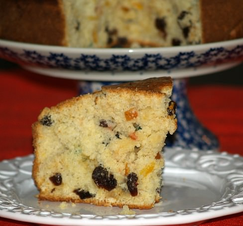 Panettone Recipe Baked in a Springform Pan