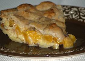 How to Make a Peach Pie Recipe