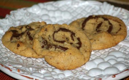Peanut Butter Pinwheel Cookie Recipe