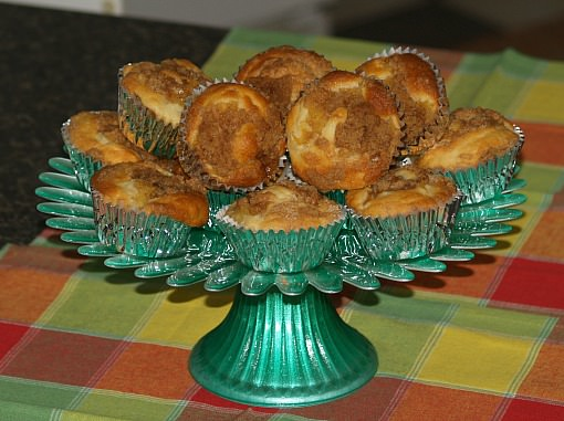Pineapple Muffin Recipe