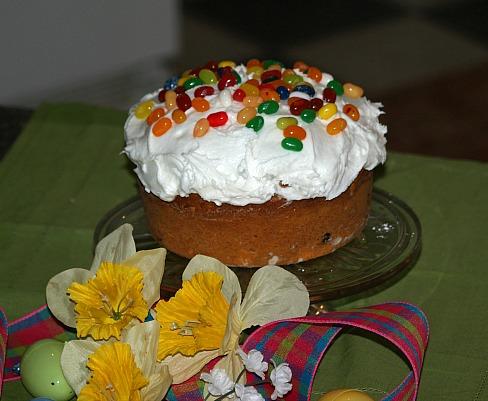 Polish Easter Cake Recipe