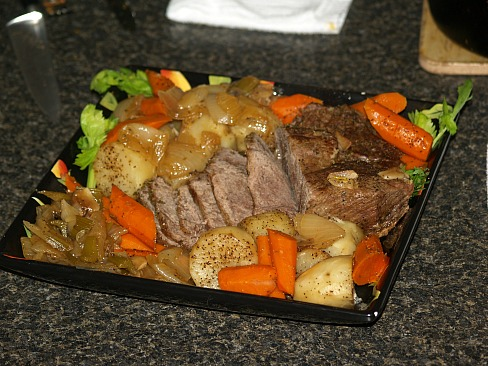 Pot Roast with Vegetables