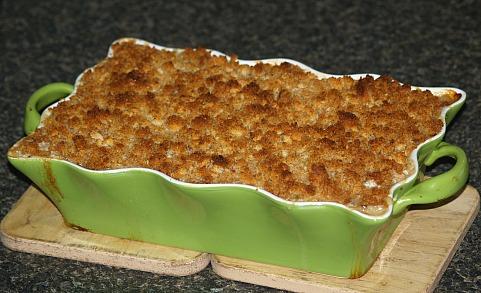 Potato and Ham Casserole Recipe