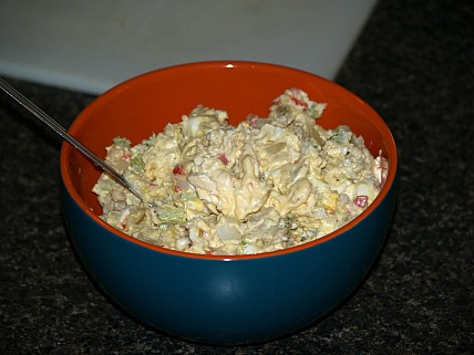 How to Make Potato Salad Recipe