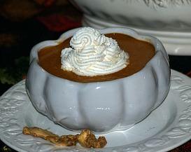 how to make a pumpkin soup recipe