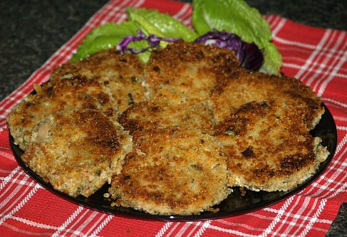 Quinoa Zucchini Patties Recipe