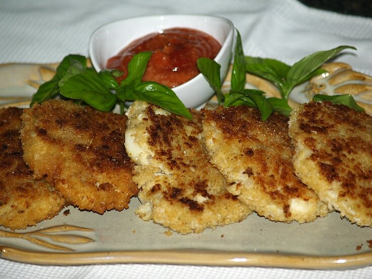 Recipe for Fish Cakes