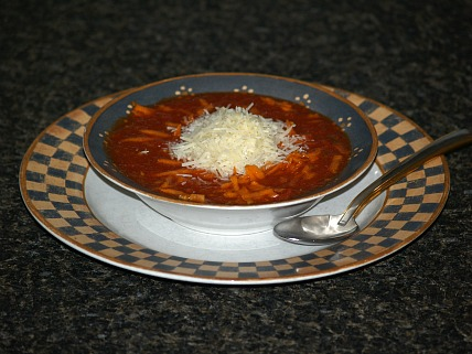 lentil soup recipe with tomatoes