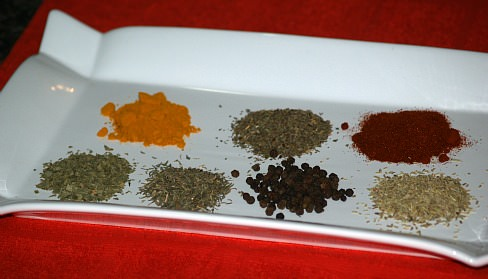 Spice used for Spice Blend Recipes