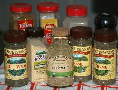 How to Make Recipes for Spice Blends