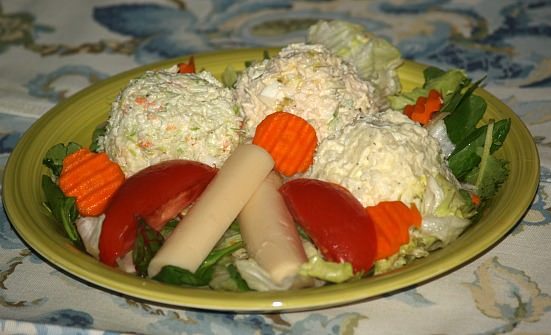 How to Make Rhoda Salad