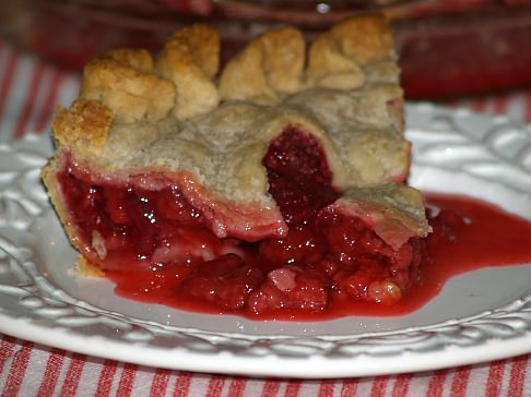 How to Make a Raspberry Pie