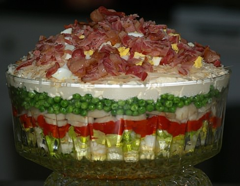 How to Make Layered Salads