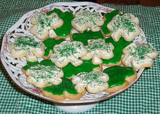 How to Bake Irish Cookies
