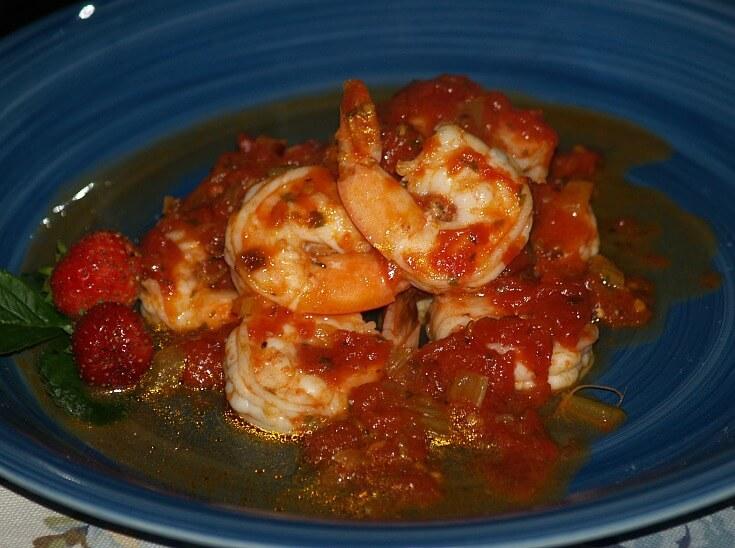 Spicy Chili Shrimp Recipe