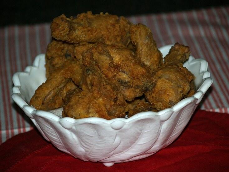 Spicy Hot Fried Chicken Recipe