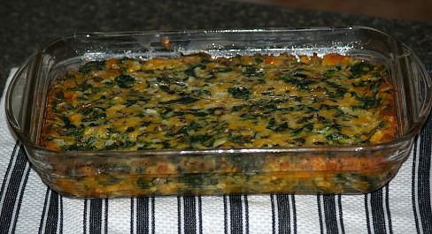How to Cook Spinach Casserole Recipe or Appetizer