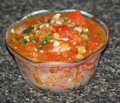 how to make tomato salsa recipes