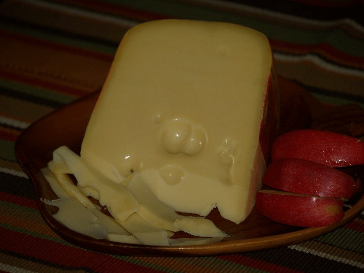 Types of Swiss Cheese