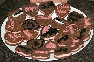 Chocolate Mint Cookie Recipe