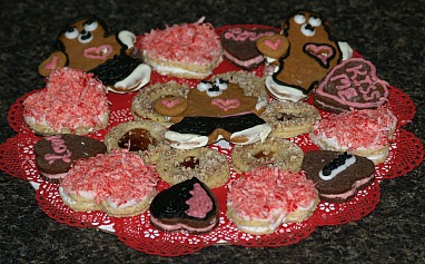 How to Make Valentine Cookie Recipes