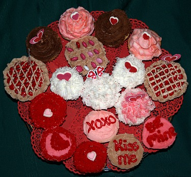 How to Make a Valentine Cupcake Recipe