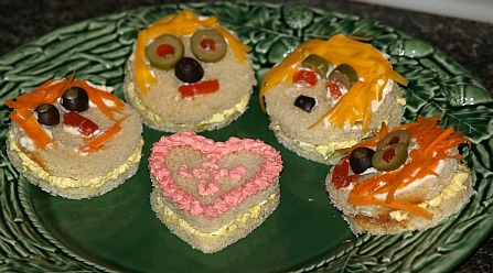 How to Make Valentine Recipes for Kids