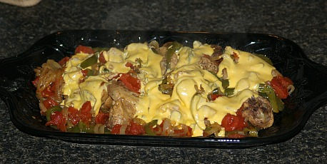 Velveeta Chicken Cacciatore Recipe