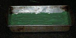 Venetian Green Dough Ready for Oven