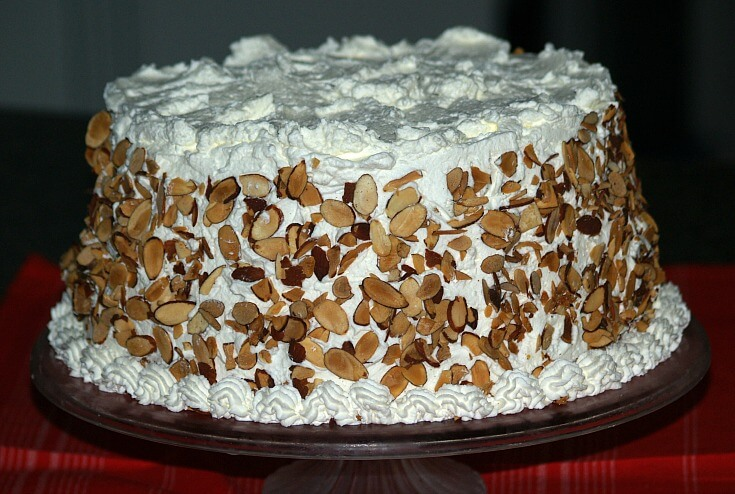 Warsaw Party Torte