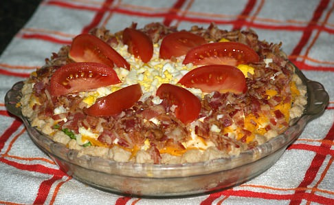 How to Make Vegetable Pie Recipes