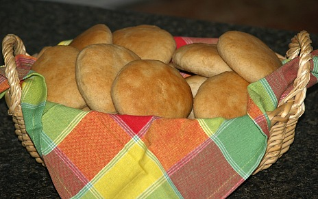 How to Make Buns that are Whole Wheat