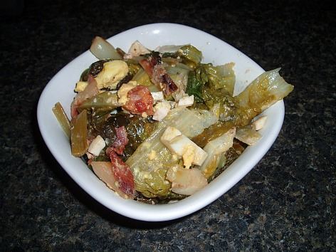How to Make Wilted Lettuce Salad Recipe