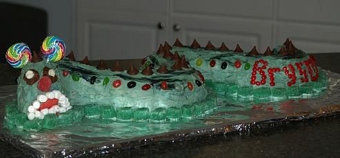Kids Chocolate Cakes