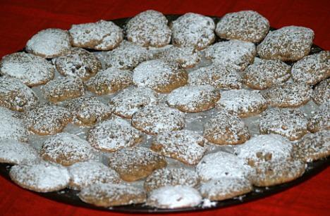 Spicy Zucchini Cookies Recipe