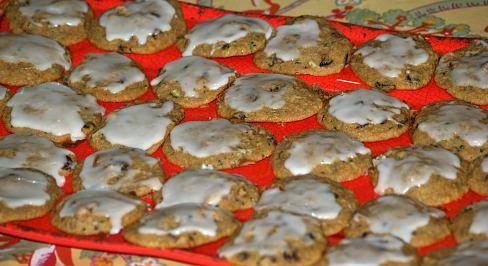 Zucchini Pineapple Cookies Recipe