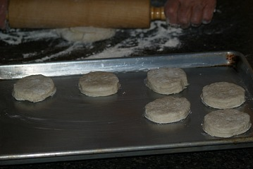 Country Yeast Biscuits Step 7