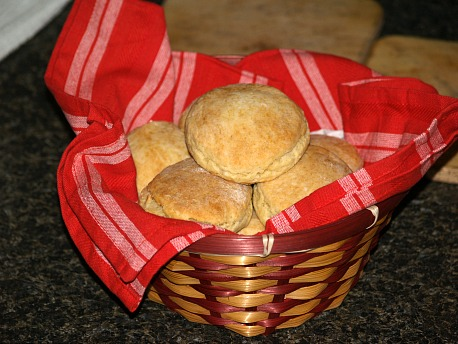 Country Yeast Biscuit Recipe