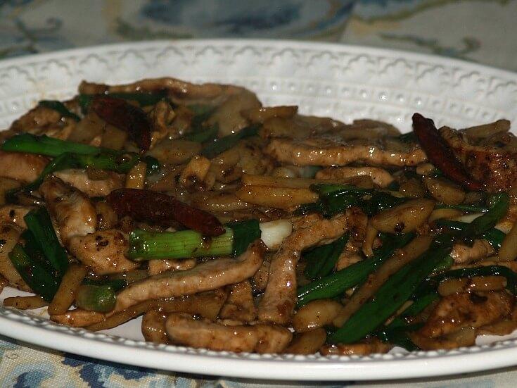 Yu-Shiang Pork Recipe