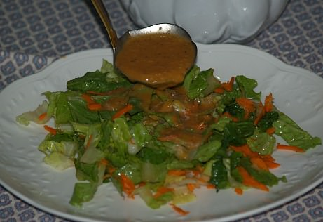 Zesty French Salad Dressing Recipe